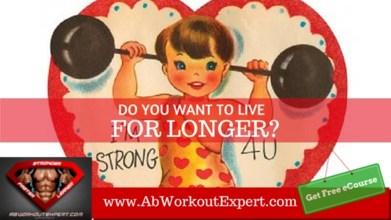Do you want to live for longer?