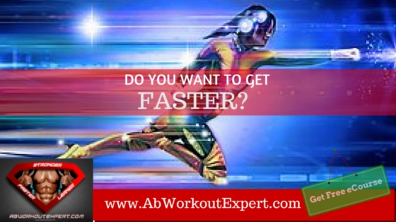Do you want to get faster?